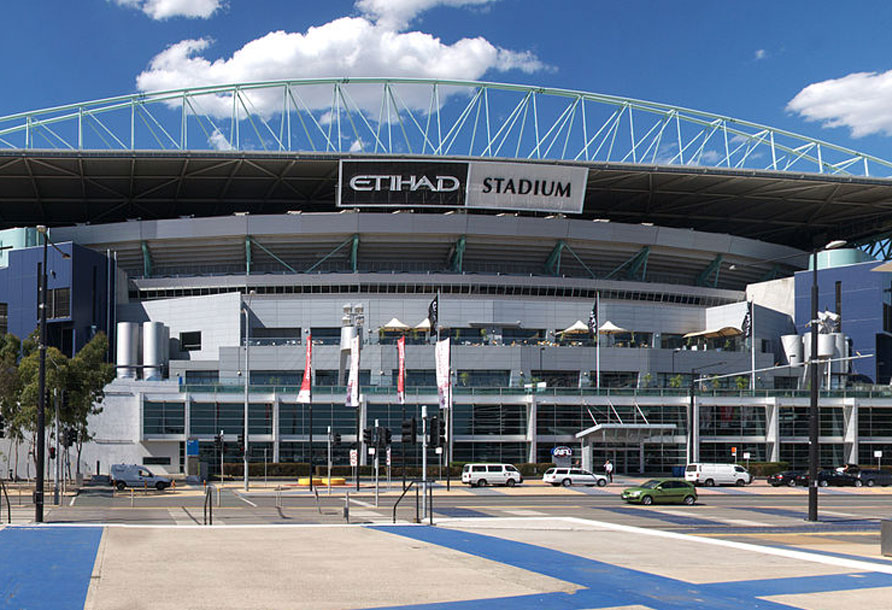 Etihad Stadium, Melbourne – Commercial Upgrade
