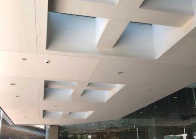 201 Kent Street – Canopy Lighting Upgrade