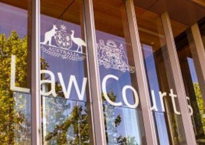NSW Supreme Court – VP Light INstallation