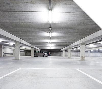Car Park / Fire Stairs